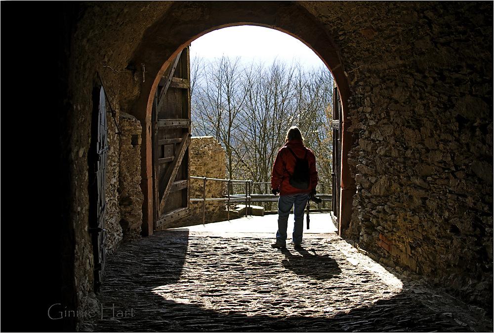 photoblog image Open Up