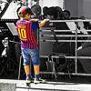 A Little Messi