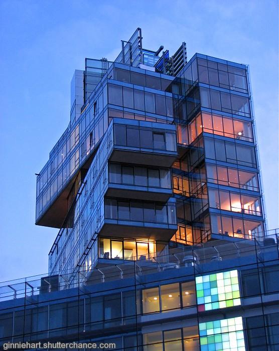 photoblog image Hannover's Landesbank