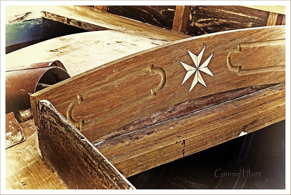 photoblog image The Maltese Cross
