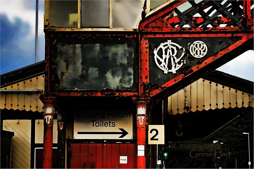 photoblog image We're Off Again