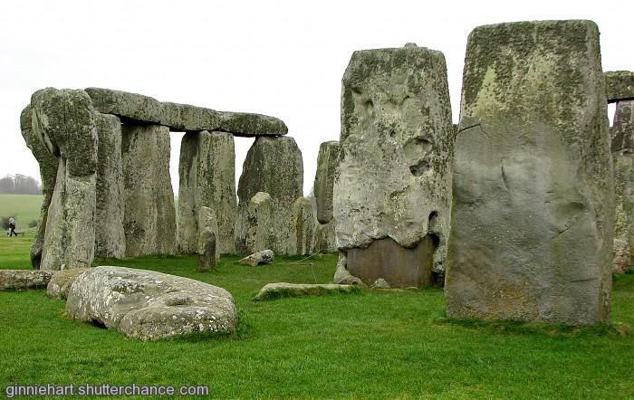 photoblog image Stonehenge Up Close