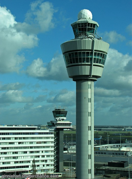 photoblog image Amsterdam's Schiphol Airport