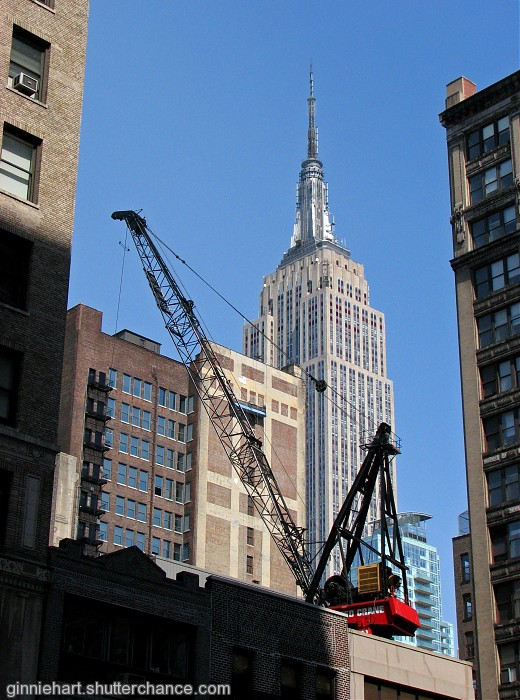 photoblog image The Empire State Building