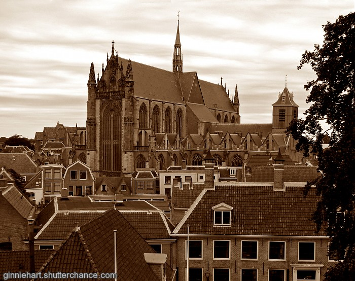 photoblog image Rembrandt's City