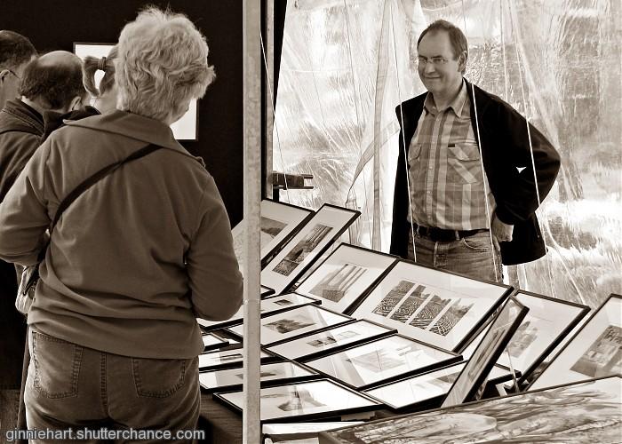 photoblog image The Art Market at Spui