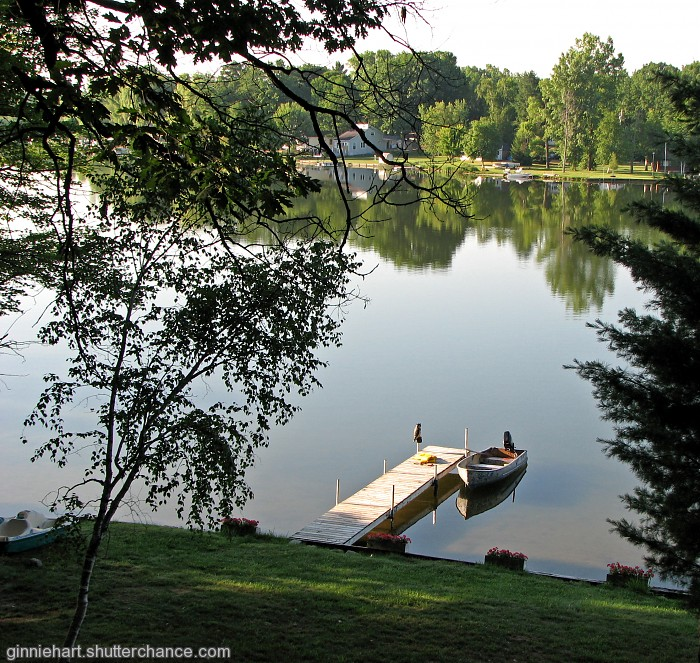 photoblog image The Lake