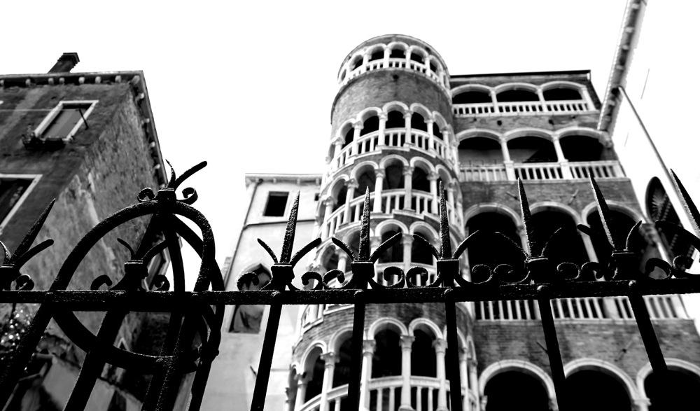 photoblog image Palacio Contarini del Bovolo