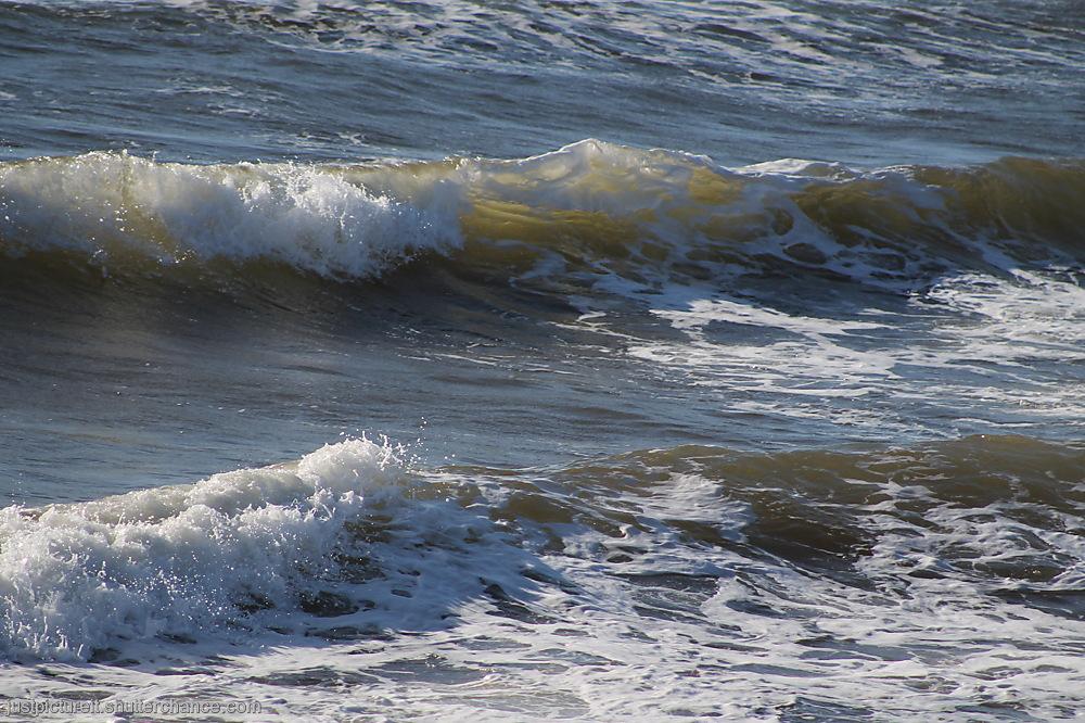 photoblog image Watery Wednesday Waves
