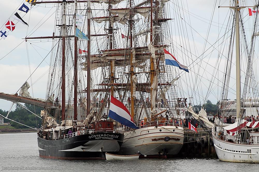 photoblog image Canada 150 Tall Ships Celebration