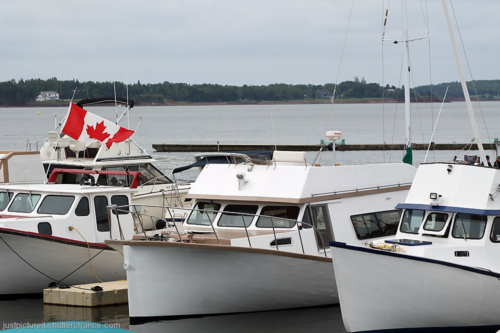 photoblog image Three Boats