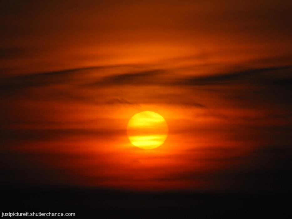 photoblog image Quand le Soleil