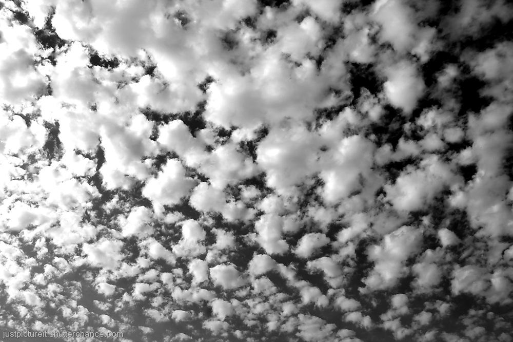 photoblog image Muchas nubes