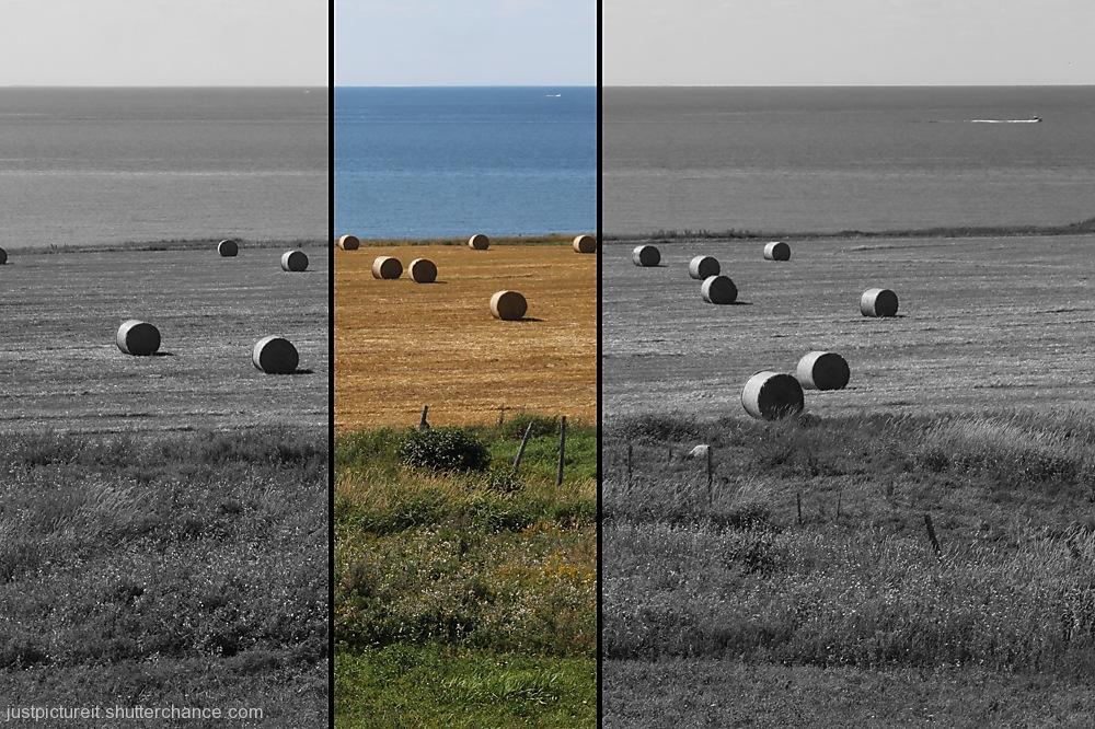 photoblog image Land and Sea