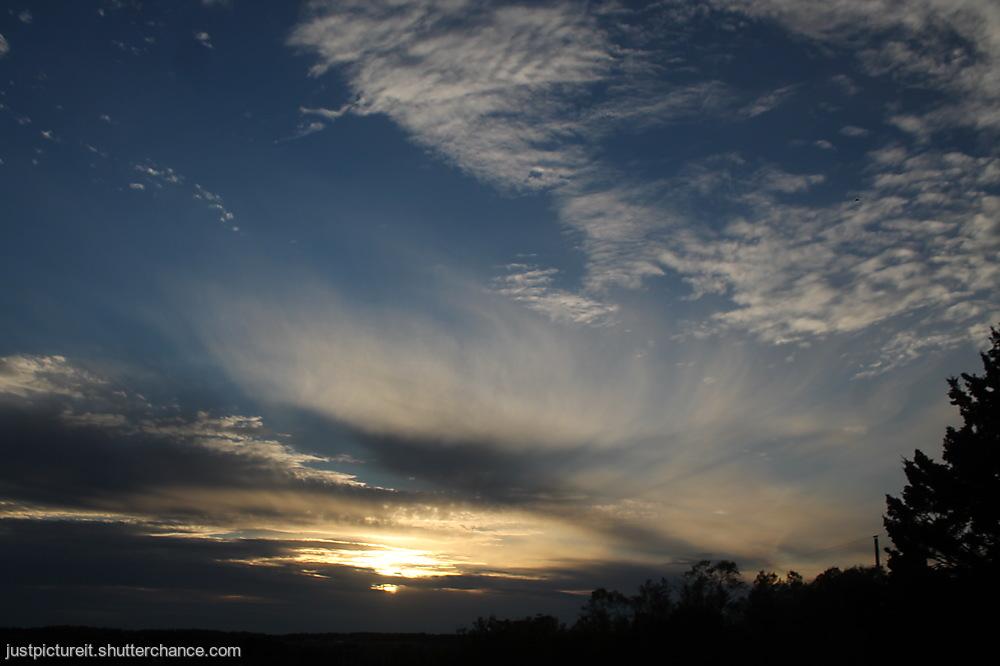 photoblog image Sunday Sky