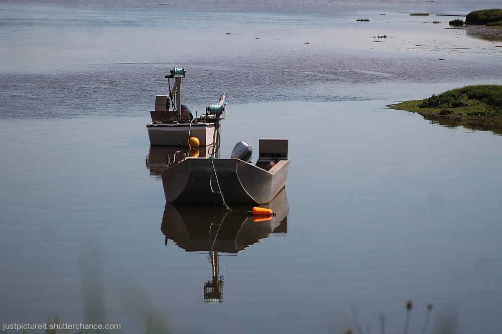 photoblog image Righted Boats