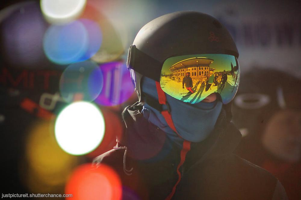 photoblog image Fun with Skiing