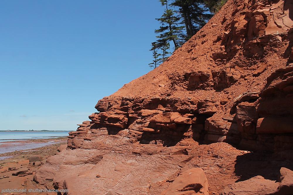 photoblog image Piper's Cliff