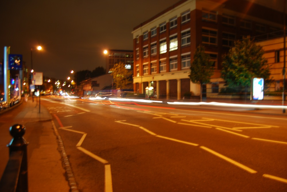photoblog image Traffic + Lights I