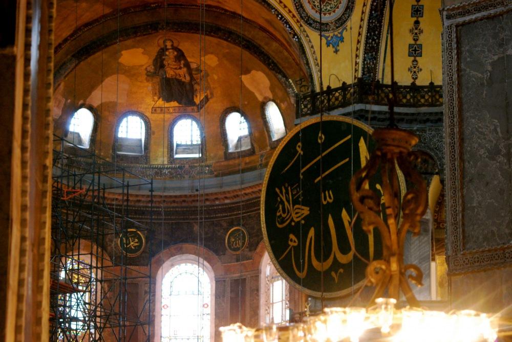 photoblog image Hagia Sophia, Istanbul (1)