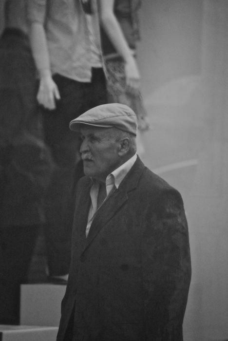 "photoblog image Berker, the ""solid"" gentleman of Istanbul"