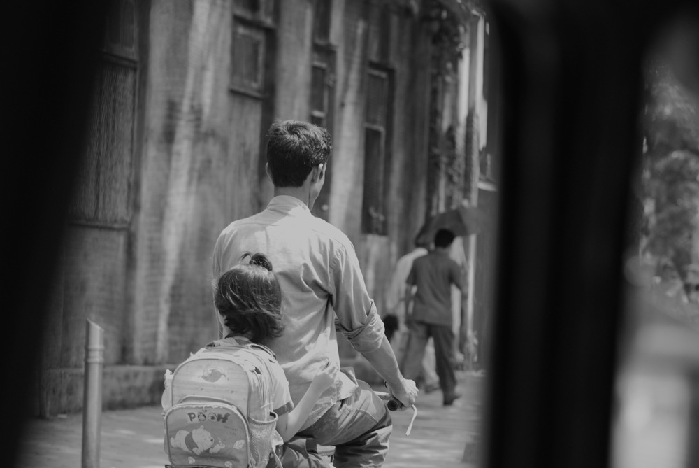 """photoblog image """"Father and Daughter"""""""