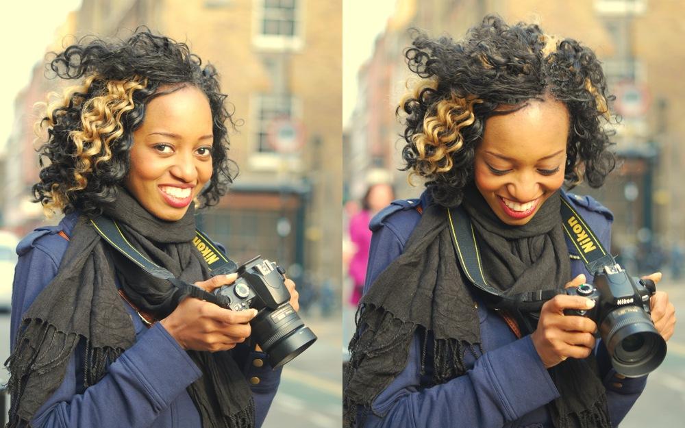 photoblog image Tosin, a portrait.