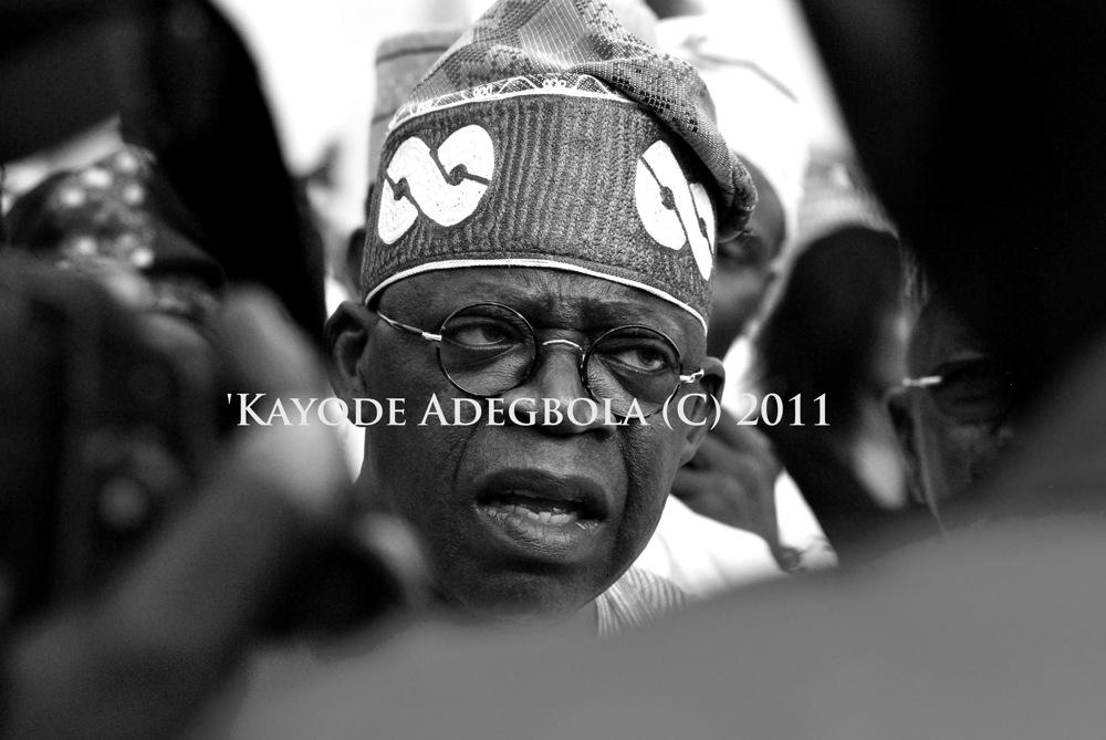 photoblog image Asiwaju Bola Ahmed Tinubu; Ilorin, Nigeria.