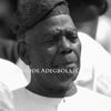 Chief Bisi Akande, Political Photojournalism Series