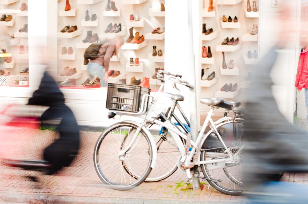 photoblog image la ciudad de las bicicletas