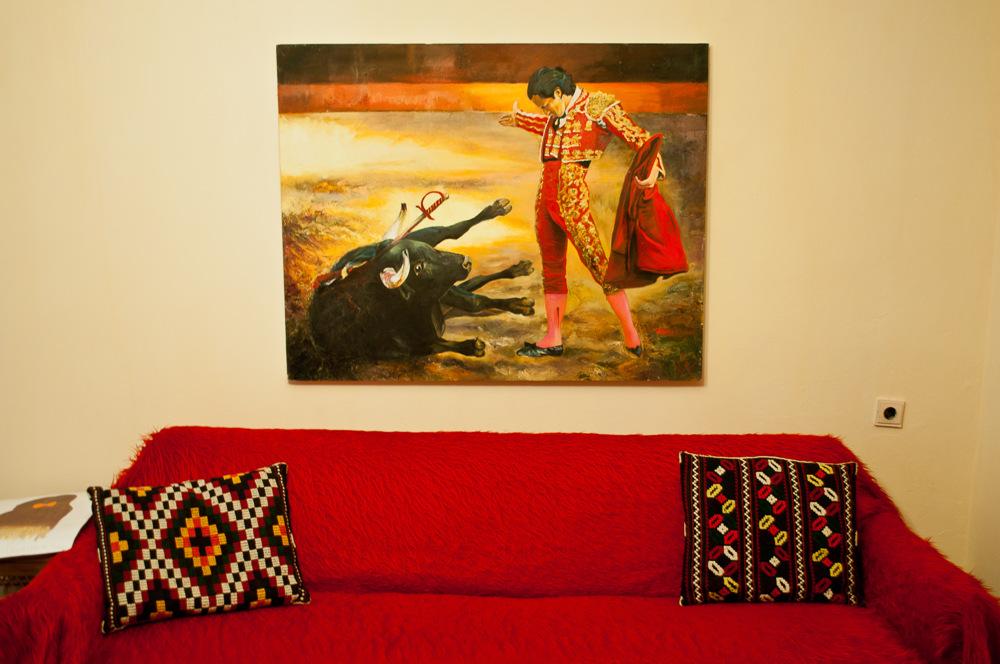 photoblog image el matador búlgaro