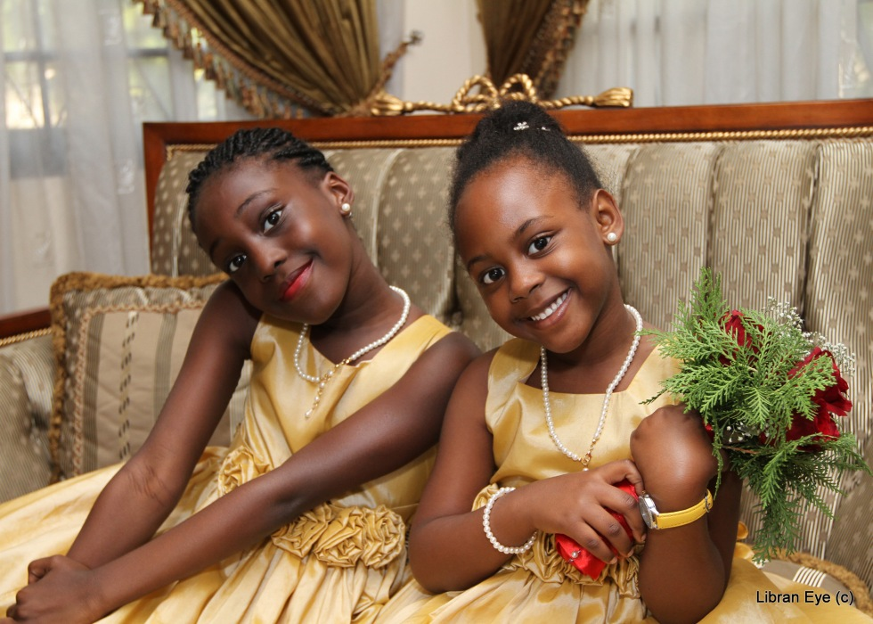 photoblog image The little brides