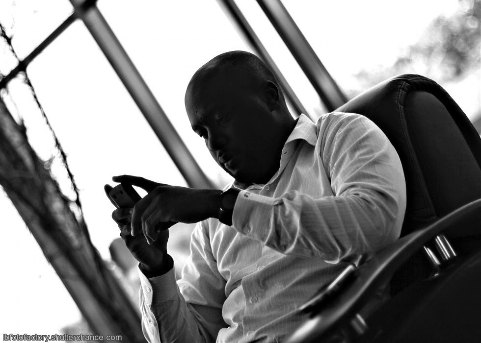photoblog image The blackberry addiction