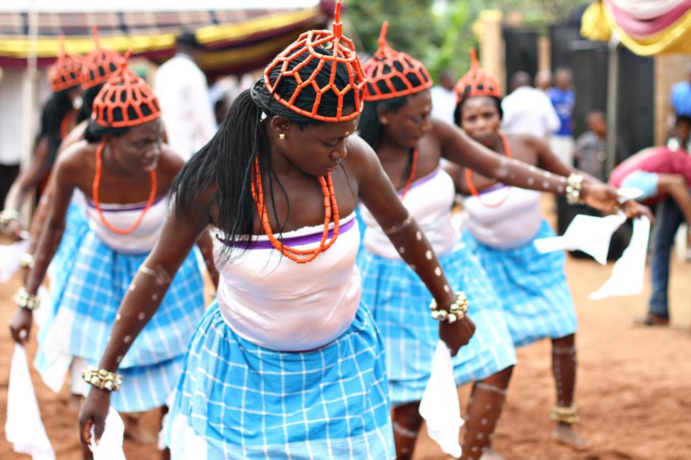 photoblog image Traditinal dancers