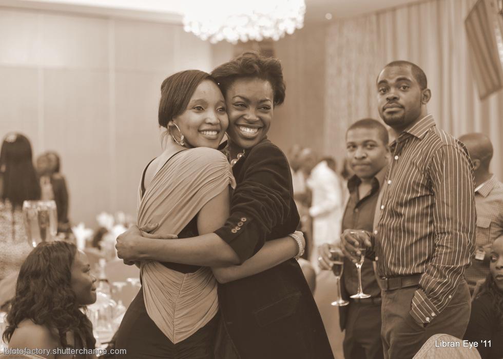 photoblog image Friendship hug.