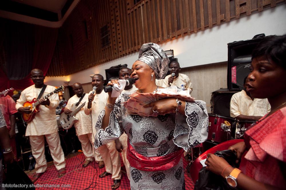 photoblog image Lady Ayo Balogun