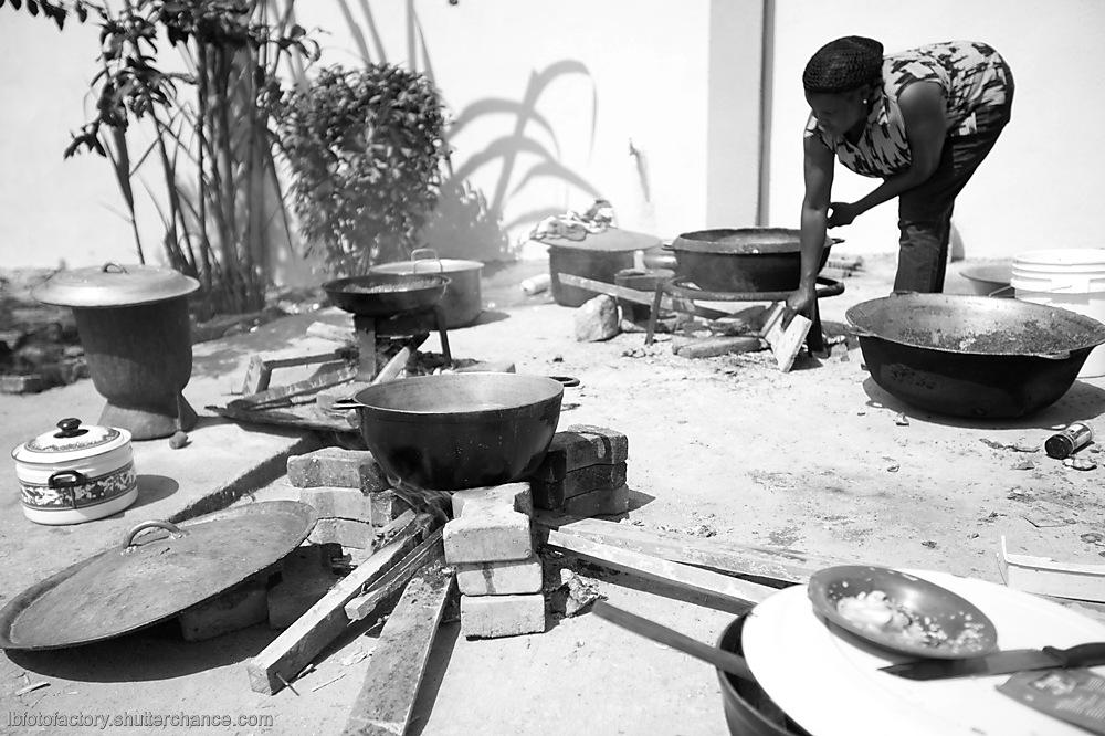 photoblog image Cooking time