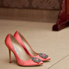 Bridal shoes - Manolo Blahnik