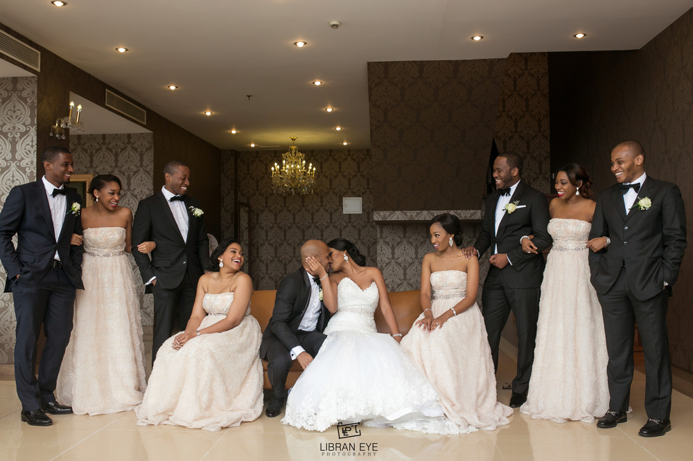photoblog image Bridal Party