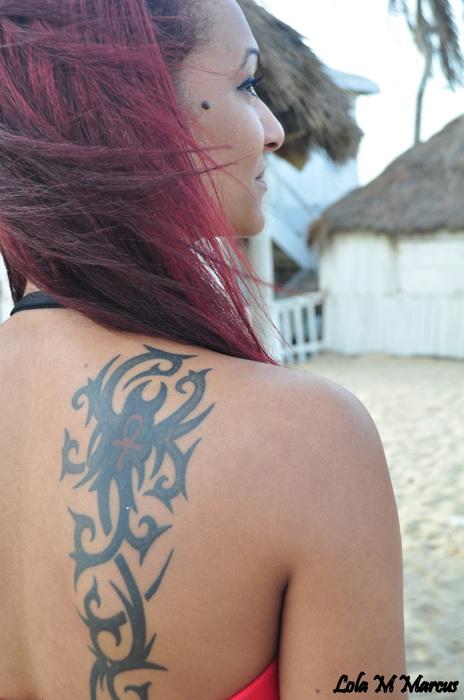 photoblog image Body Art...