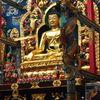 Golden Temple of Buddha....