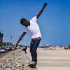 Skater boy...