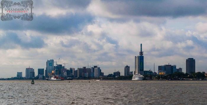 photoblog image The city of Lagos...