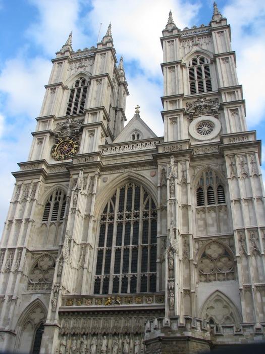 photoblog image Westminster Abbey, London