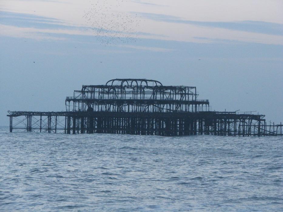 photoblog image The Brighton West Pier