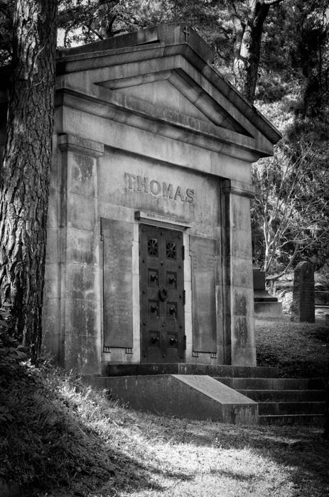 photoblog image Mausoleum