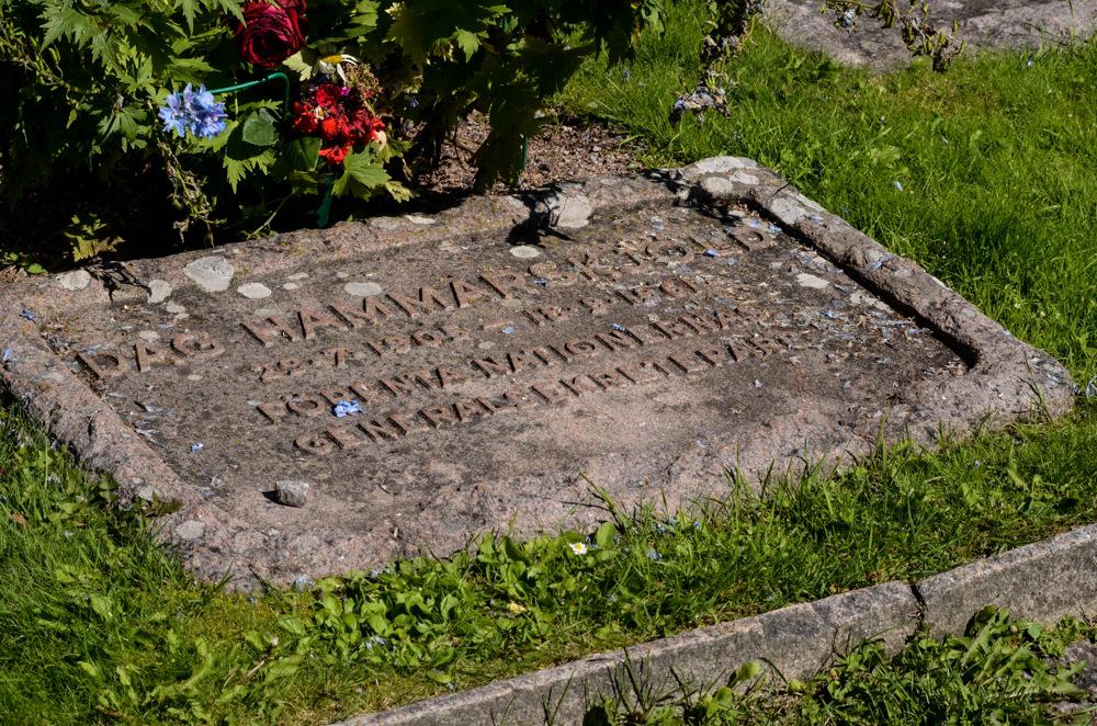 photoblog image Grav - Grave