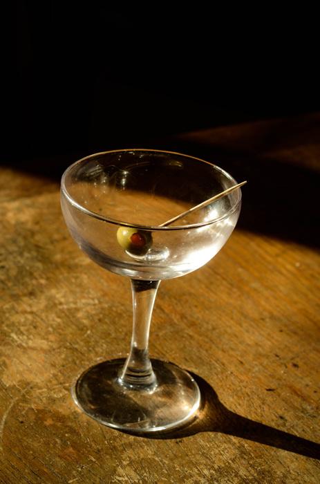 "photoblog image ""Torr"" Martini - ""Very dry"" Martini"