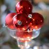 Julgranskulor - Christmas ornaments