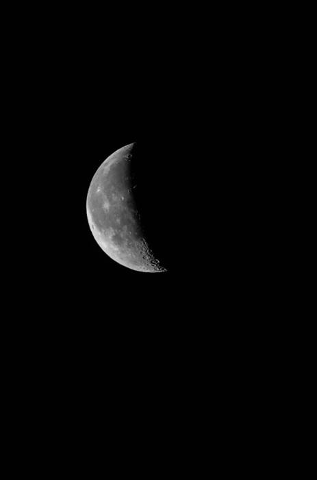 photoblog image MÃ¥nen - The Moon